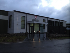 Dunbia Meats Factory Extension